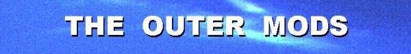 THE OUTER MODS - BANNER